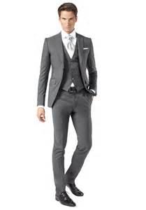 tenue de mariage homme dã contractã costume 3 pièces gris moyen jean de sey costumes de mariage pour homme et accessoires
