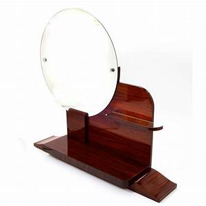 Spiegel Mit Ablage Holz : runder art deco spiegel mit ablage bei pamono kaufen ~ Bigdaddyawards.com Haus und Dekorationen