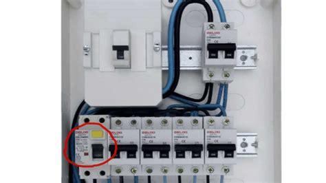 funcionamiento cuadro electrico vivienda youtube