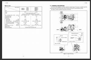 Tcm Forklift Fd-fhd-fhg 15-35 Service Manual