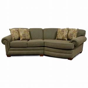 England monroe small sectional sofa hl stephens for Sectional sofa names