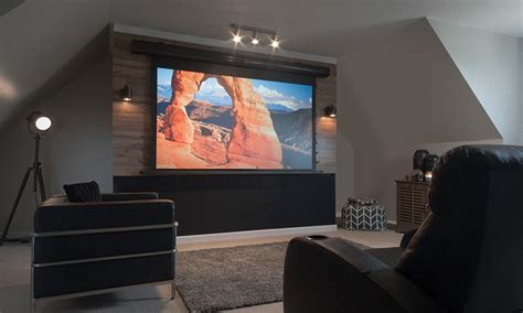 Top 10 Best Motorized Projector Screens in 2020 Highly