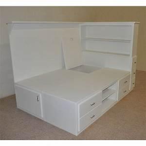 54 Platform Bed Diy With Storage, Woodwork Diy Storage