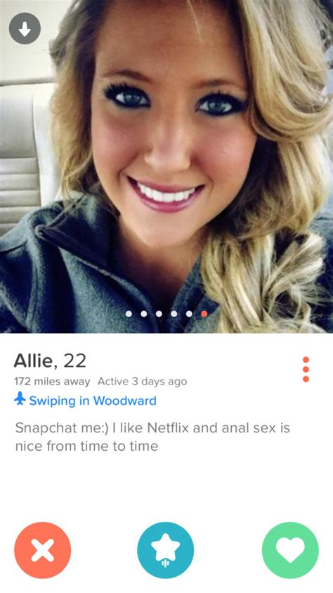tinder girls   straight   point funny