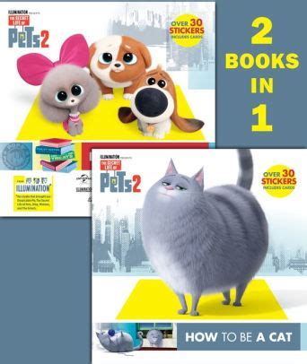 Anytime a movie comes out that features animals those same animals suddenly become very popular in the real pet world. How to Be a Cat/How to Be a Dog (The Secret Life of Pets 2 ...