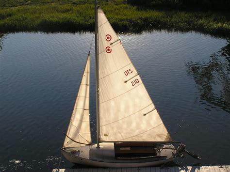 1958 Cape Cod Shipbuilding Bullseye Sailboat For Sale In