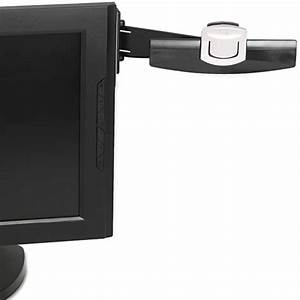 3m dh240mb swing arm copy clip document holder With document clip holder