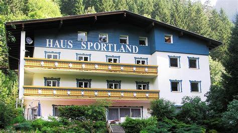 Haus Sportland Zomer buiten - Sportland Events