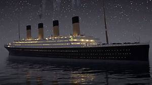 Watch The Rms Titanic Sink In Real Time
