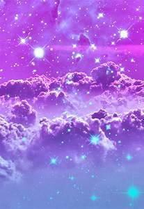 trippy space galaxy purple stars | Tumblr