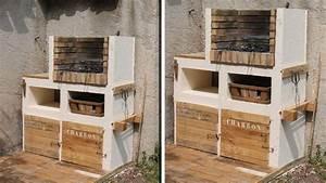 Fabriquer Un Barbecue Avec Un Bidon : 10 exemples de barbecue fabriquer diaporama photo ~ Dallasstarsshop.com Idées de Décoration