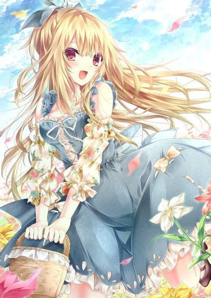 anime picture   original tetsu tissue long hair