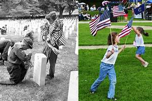 Memorial Day 2017: Holiday Went From Somber to Summer