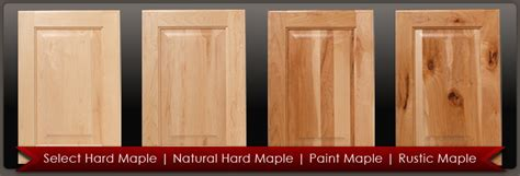 wood grades  cabinet doors walzcraft