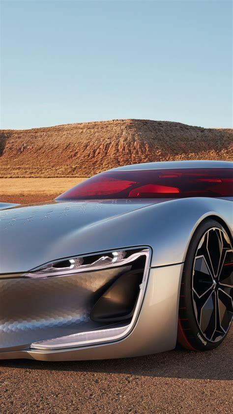 wallpaper renault trezor paris motor show future cars