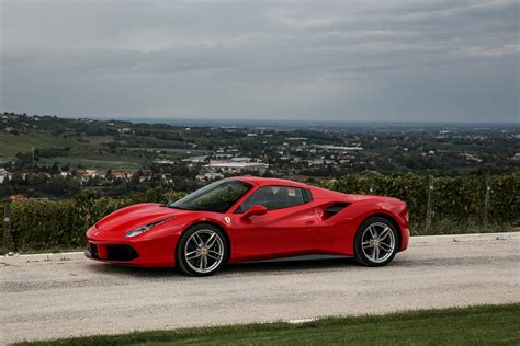 Review 488 Spider by 2018 488 Spider One Week Review Automobile Magazine