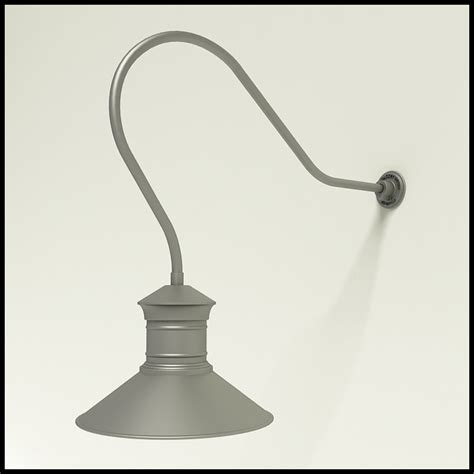 18 quot barn style outdoor light fixture architect design