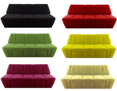 canapé lit en mousse mobilier design sur atoutdesign fr