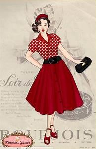 Mode Femme Année 50 : la mode des ann es 50 bal pinterest mode des ann es 50 ann es 50 et les ann es 50 ~ Farleysfitness.com Idées de Décoration