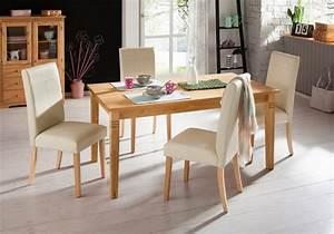 Esstisch Dunkles Holz : tisch home affaire wahlweise mit schublade otto ~ Frokenaadalensverden.com Haus und Dekorationen