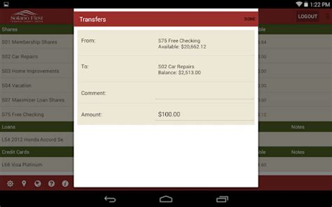 Solano Home Banking by Solano Cu Mobile Banking Android Apps On Play