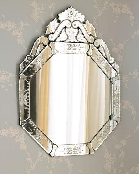 vasari venetian style mirror