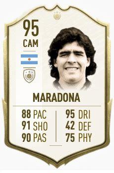 Sono ben 17 le sfide da completare per ottenere maradona icon prime moments, con valutazione 98. FIFA 20: 7 starke Dribbler, die niemand in FUT stoppen kann