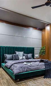 Lovely tropical luxury interior #modernhomeinteriors | Bed ...