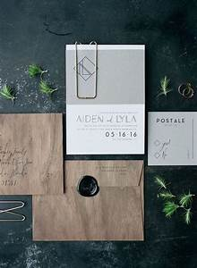 a modern minimalist wedding colour palette that proves With ultra modern wedding invitations