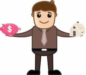 Wealth - Earn Money Concept - Business Cartoons Vectors ...