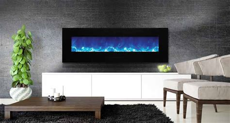 wall mounted electric fireplace reviews  wall