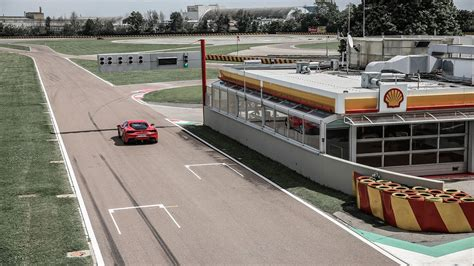 fiorano test track a postcard from fiorano a high speed tour of ferrari s