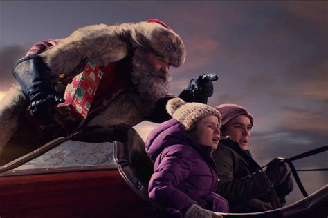 christmas chronicles netflix  ruthless reviews