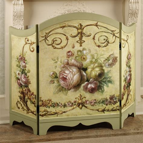 decorative fireplace screens tips on choose decorative fireplace screens for small