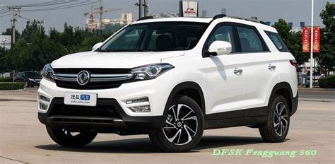Gambar Mobil Dfsk 560 by Dfsk Fengguang 560 2019 Daftar Mobil Terbaru