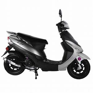 Cheap Gas Scooters  50cc Moped For Sale