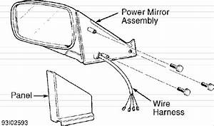 Volvo 850 Power Mirrors Service Manual