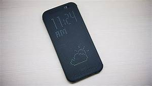 Htc One  M8  Dot View Cover Review