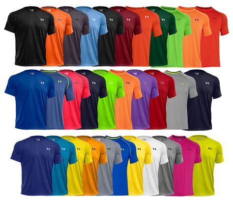 armour color codes new armour tech s athletic sleeve t shirt