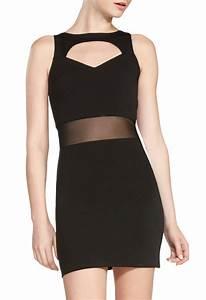 Brust Taille Hüfte Verhältnis Berechnen : kennedy cut out dress kleidung in schwarz g nstig kaufen bei justfab ~ Themetempest.com Abrechnung