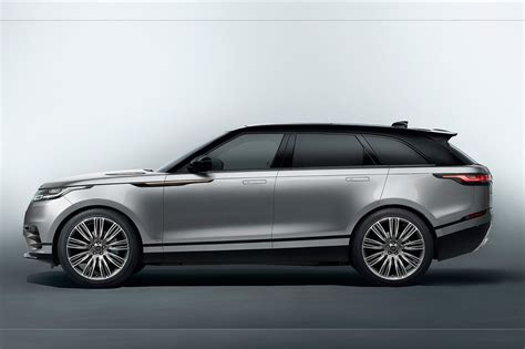 range rover velar range rover velar revealed in pictures by car magazine