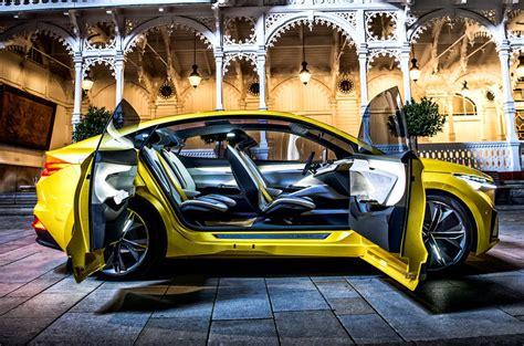 drive  skoda vision iv prototype autocar