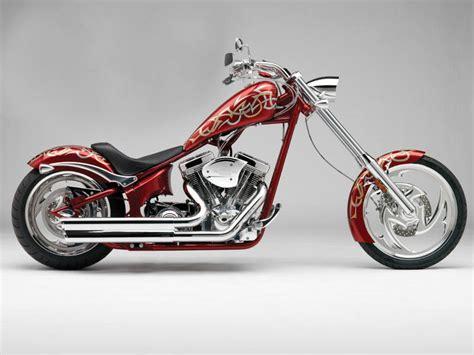 The Big Dog Motorcycle