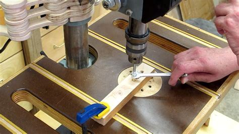 stainless steel with cutting board installing threaded inserts for wood youtube