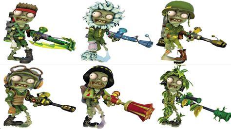 plants vs zombies garden warfare characters images of plants vs zombies characters www pixshark