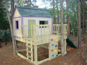 Woodwork Playhouse Building Ideas PDF Plans