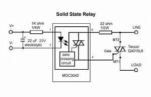 Solid State Relay Circuit    Hacking Gadget World