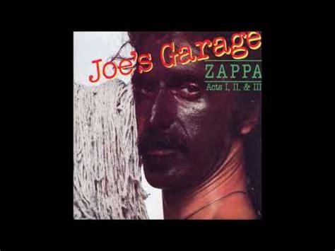 Frank Zappa  Joe's Garage Acts I, Ii & Iii 1979 Completo