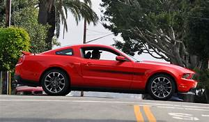 Review: 2011 Ford Mustang V6 - The Truth About Cars