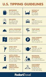 Restaurant Tipping Chart How To Tip When Traveling Around The World Fodors Travel